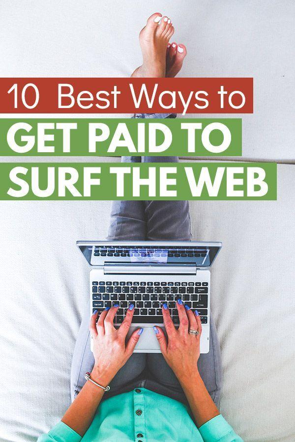 13 Die besten Möglichkeiten, um für das Surfen im Internet bezahlt zu werden   – Work From Home