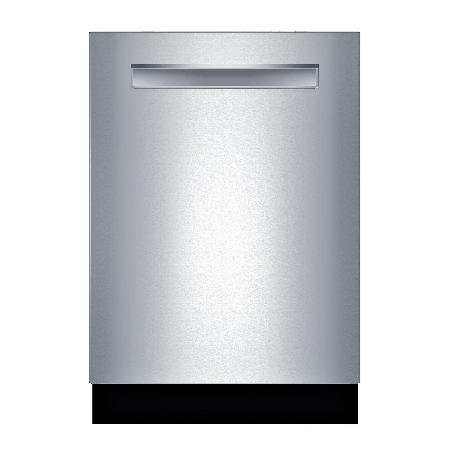 Bosch SHPM98W75N Dishwasher Organize Dishes Your Way
