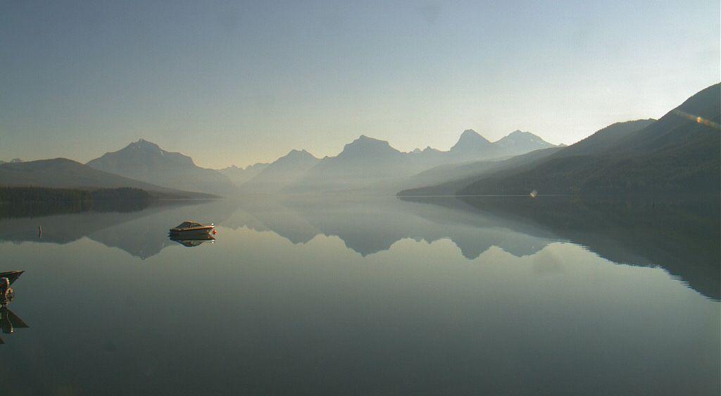 Glacier National Park, Lake McDonald