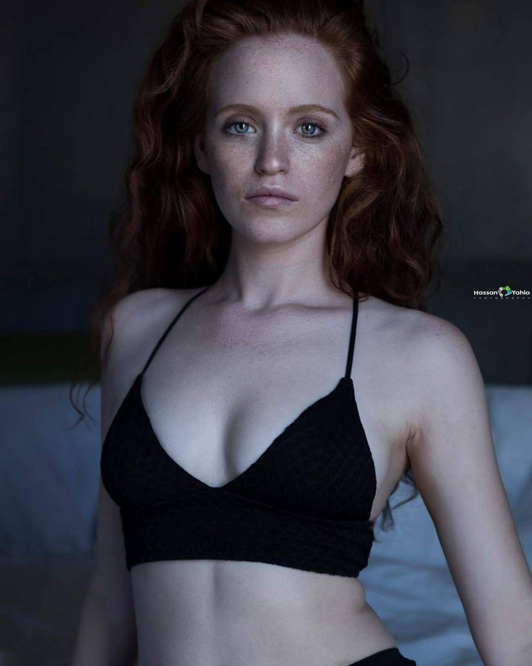 Сексуальная рыжая девочка секс