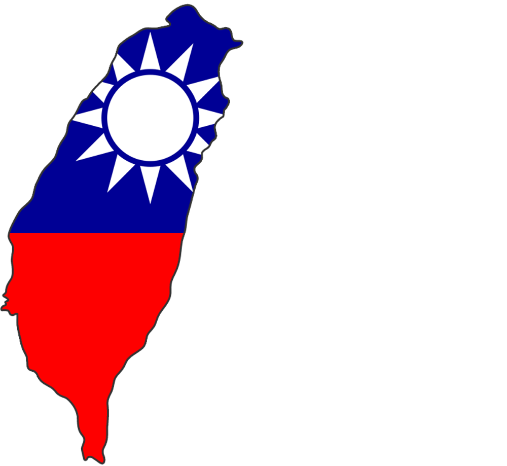 Flag Map Of Taiwan Taiwan Taiwan Flag Map Crafts Taiwan
