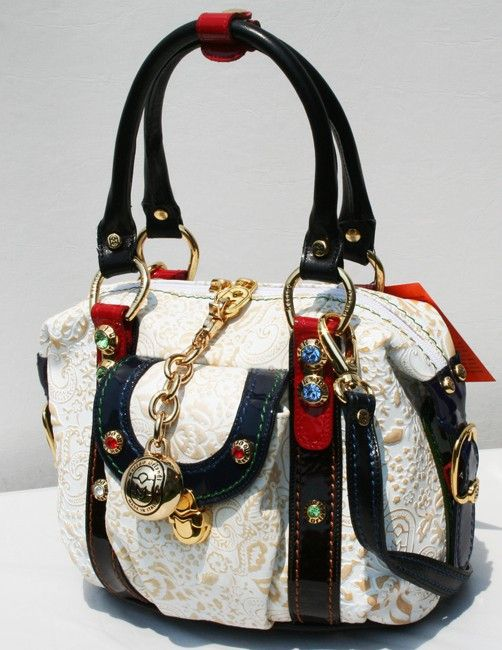 Marino Orlandi Handbag Satchel 3803  6ef7893b2ee9e