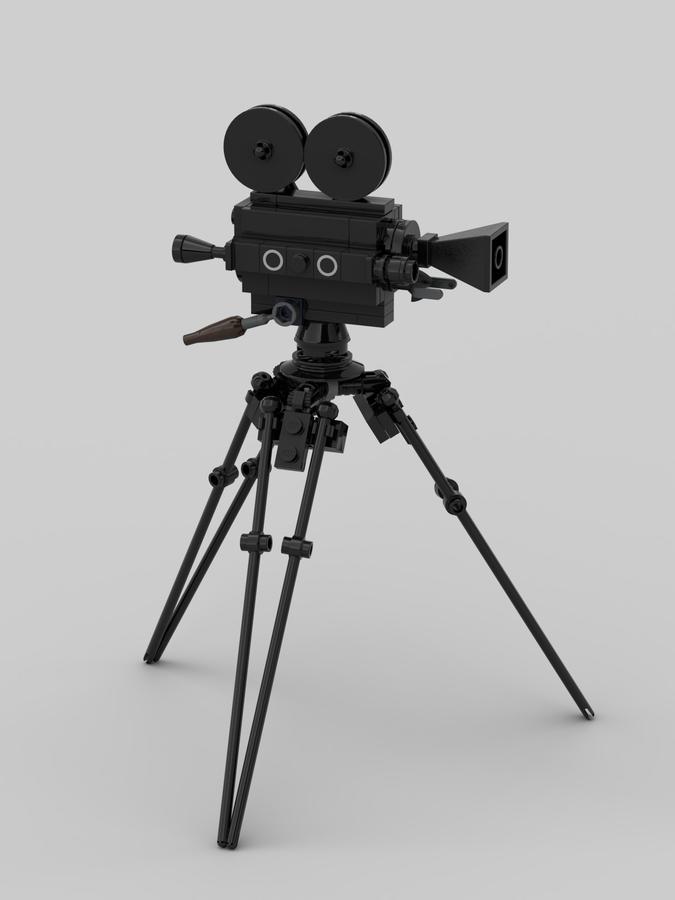Retro Movie Camera Movie Camera Retro Camera Retro