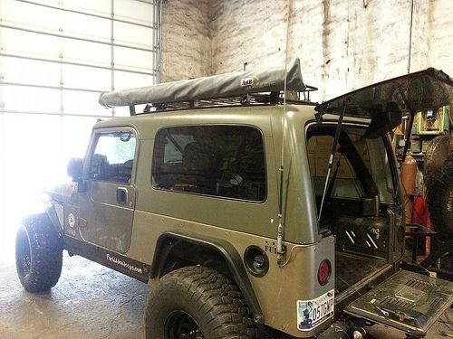 Expedition Overland Styled Jeeps Page 14 Jeep Wrangler Pickup Jeep Overland Truck