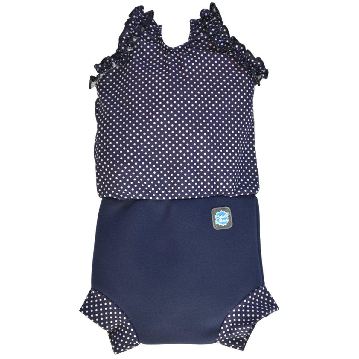 cb1f8bc64 Splash About Kids Happy Nappy Swimming Costume  Amazon.co.uk ...