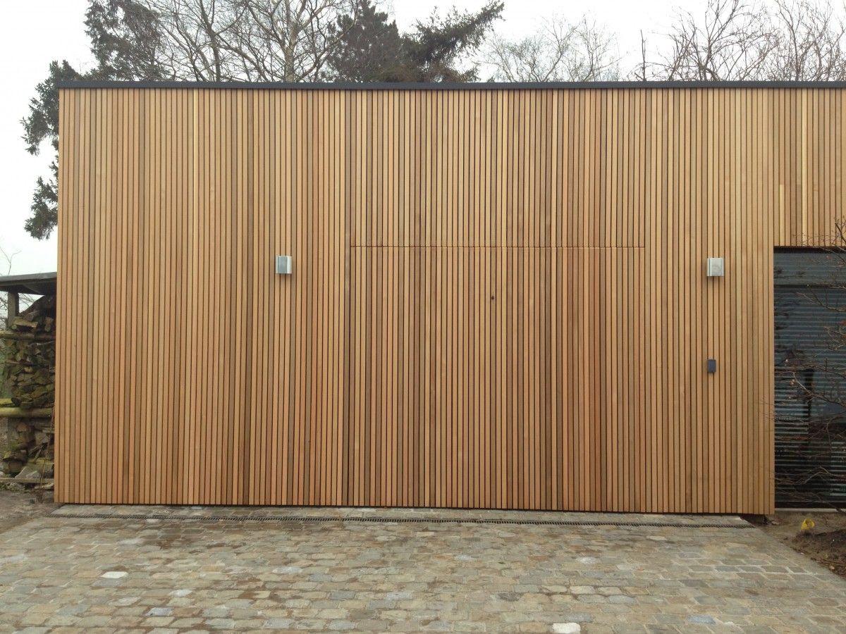 Favoriete Bilderesultat for container bekleden met hout | Hamresanden  &BZ97