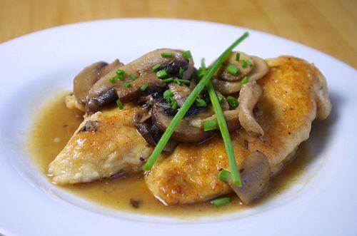 Chicken Marsala Recipe Pinterest Chicken Marsala Chicken