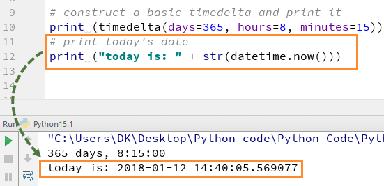 How To Get Current Date And Time In Python 3