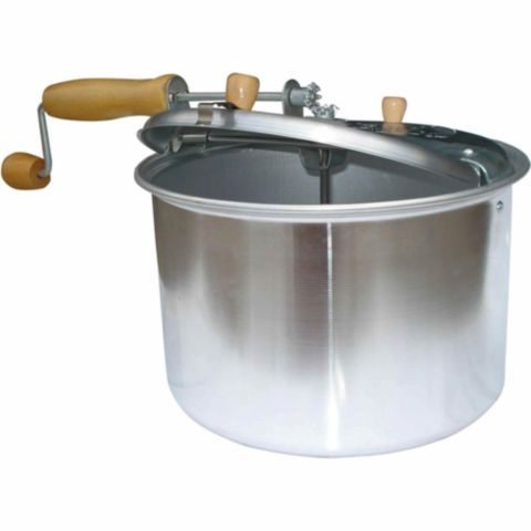 Popcorn Electric Fry Pan