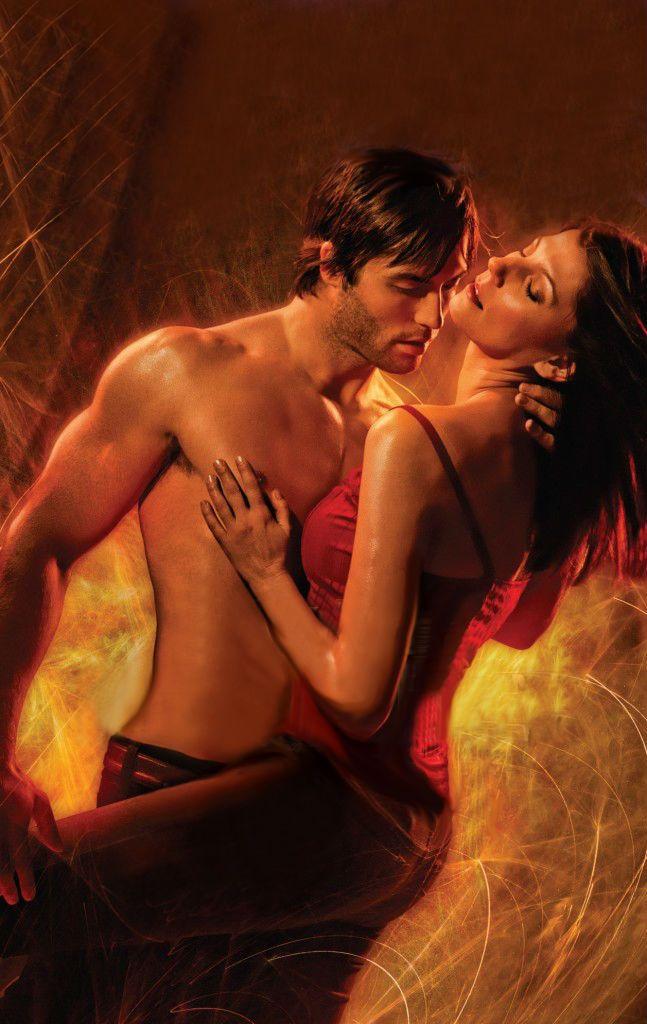 Steamy romance novels