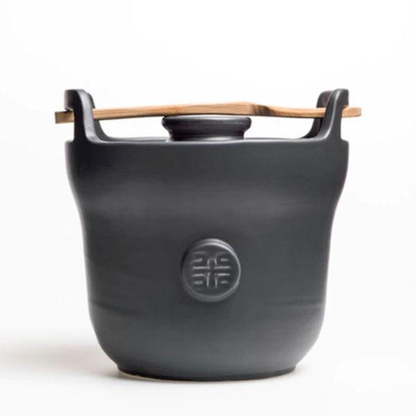 The Azume Ceramic Ricecooker Ceramics Ceramic Boxes Bamboo Rice
