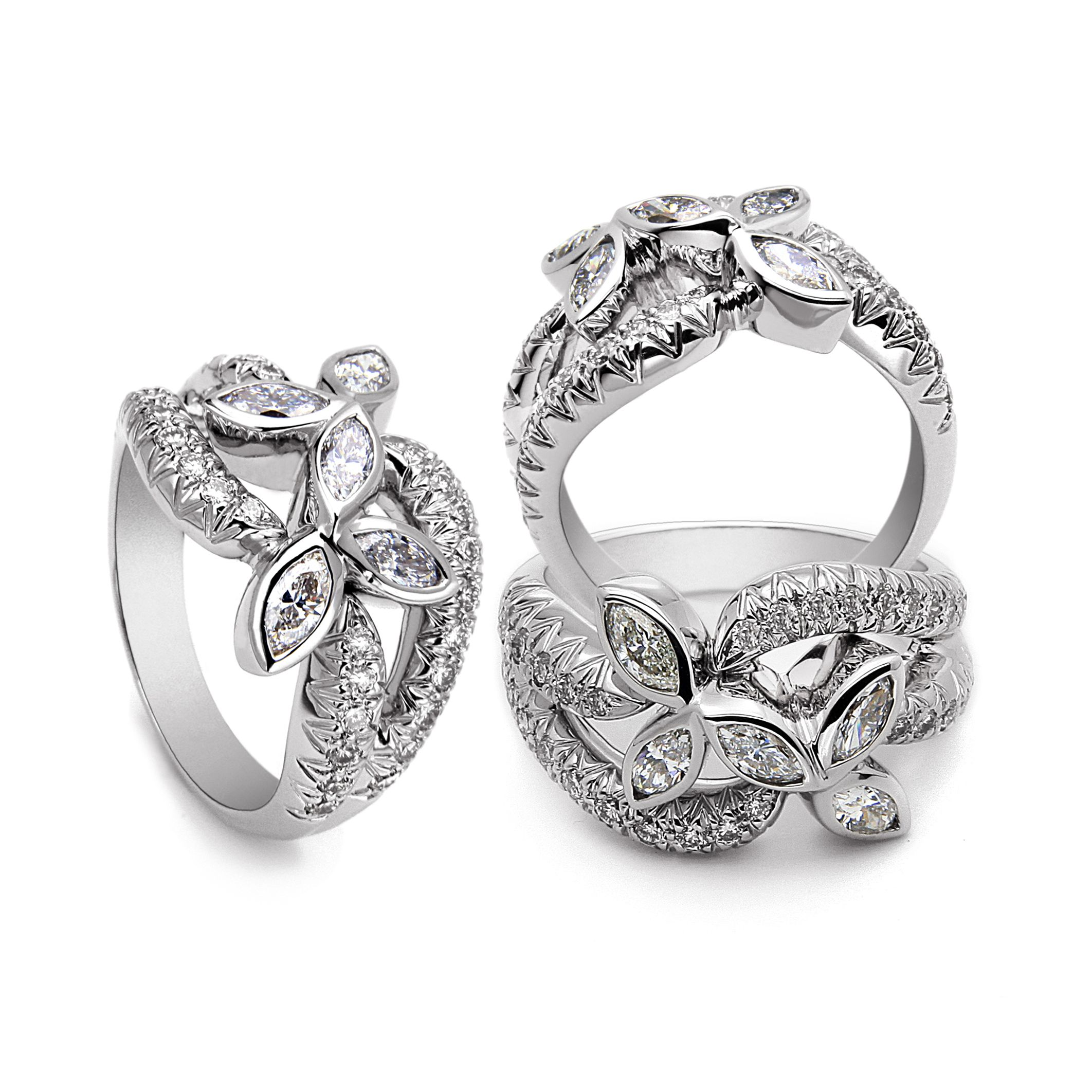 ring mq regent engagement on cut marquise jewelers angle rings carat diamond products