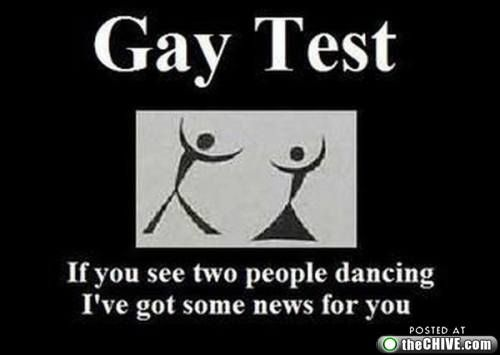 Legit gay test