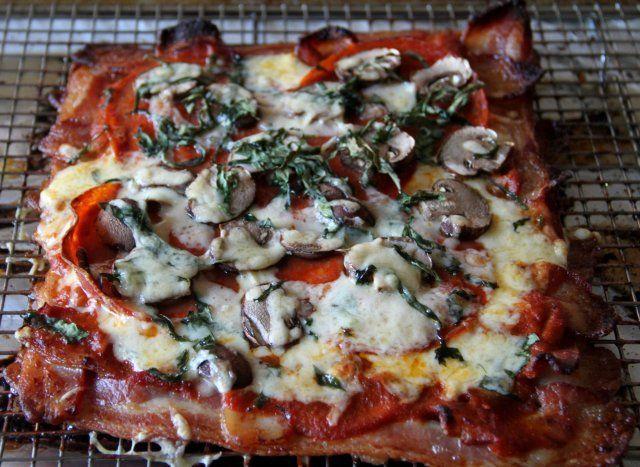pizza chetogenetica