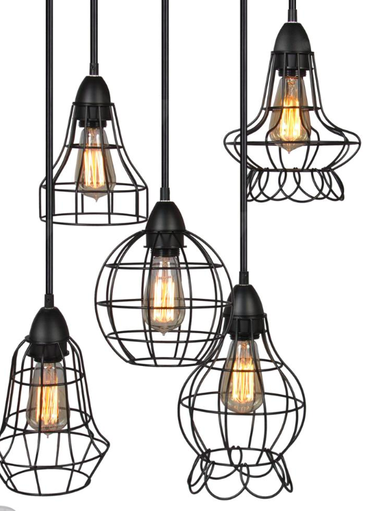 Industrial Lighting Affordableliving Bestchoiceproducts