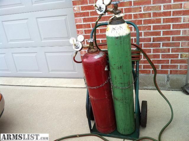 ARMSLIST For Sale/Trade Cutting Torch Set, Gauges
