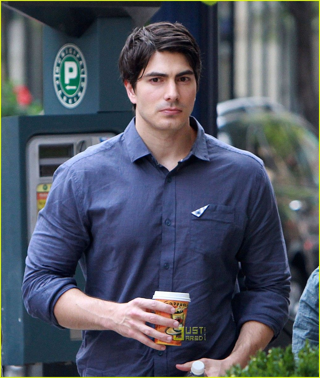 brandon routh chuck