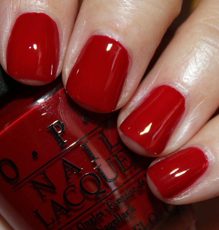 OPI All I Want For Christmas | Nail Polishes | Pinterest | OPI ...
