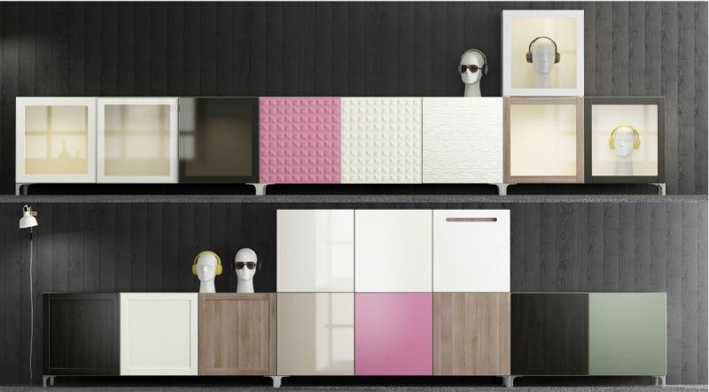 High Quality Ikea Besta Regal Aufbewahrungssystem Module Alternative Modelle Hochglanz