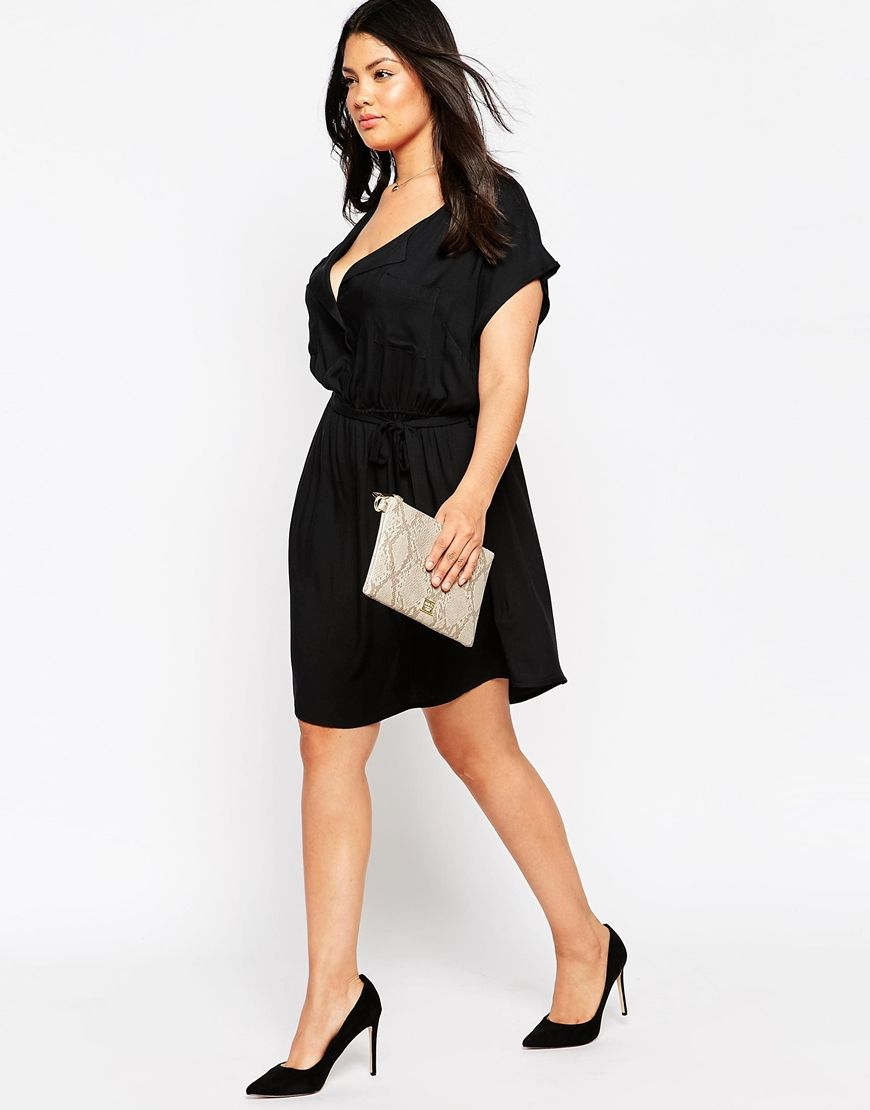 Image of new look inspire woven shirt dress ropa pinterest