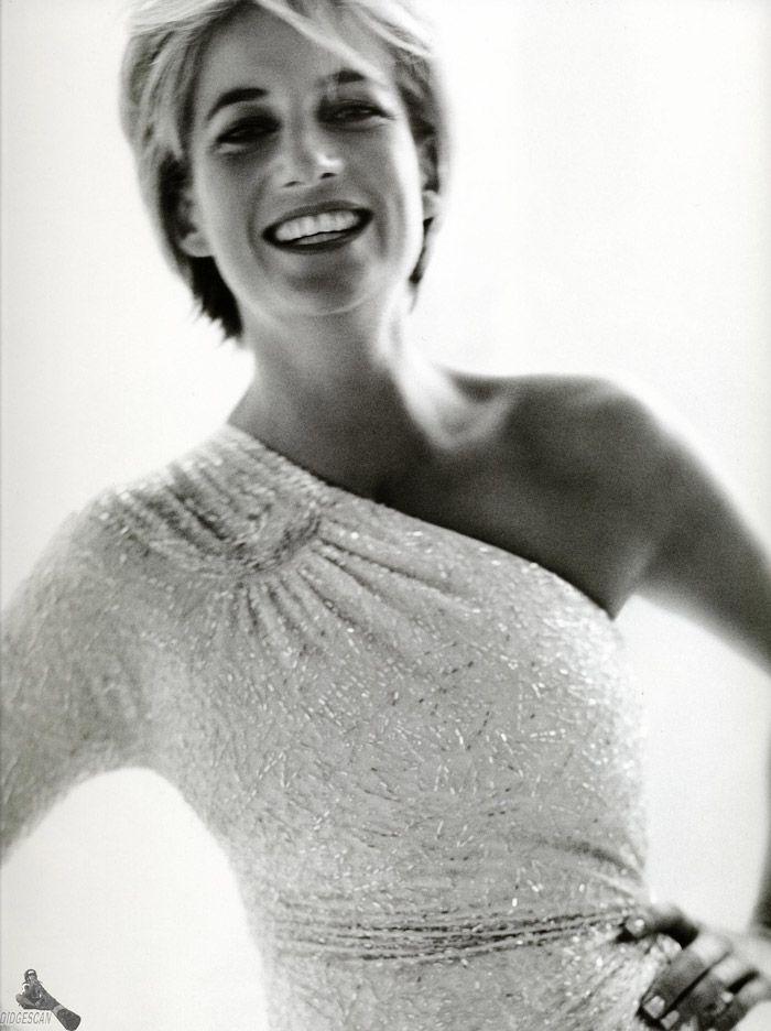Принцесса Диана (Princess Diana) в фотосессии Марио ...