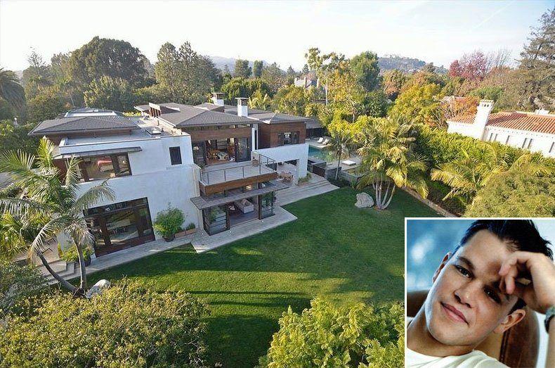 House Of Matt Damon