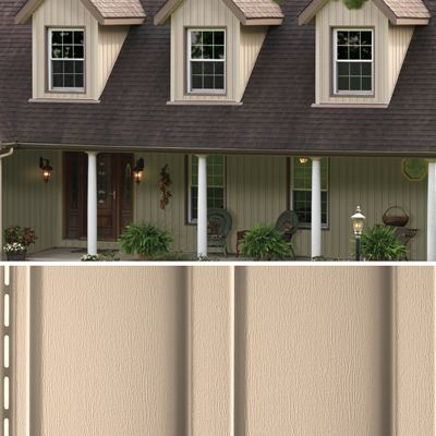 Vertical Siding Mastic Home Exteriors By Ply Gem