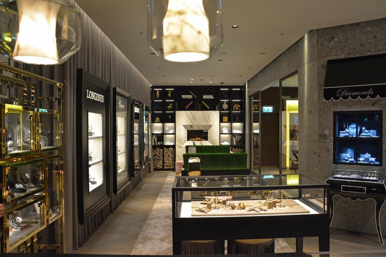 Kurz Schmuck und Uhren: Neue Boutique im Einkaufszentrum Glatt | annabelle.ch