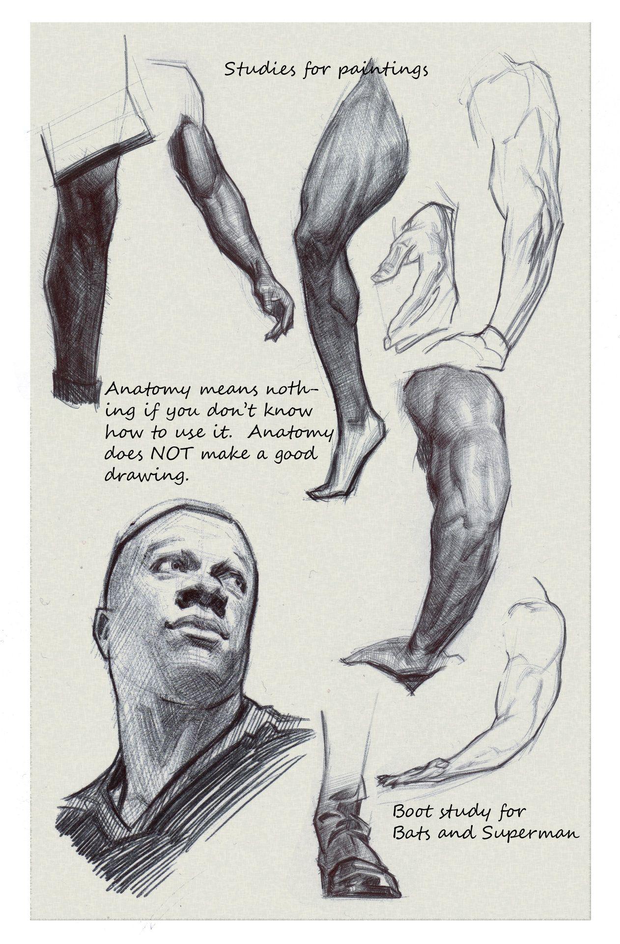 Nice #sketchbook #art by Bryan Lee https://www.artstation.com ...