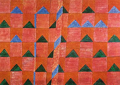 Alfredo Volpi   Volpi, Arte plástico e Arte africana