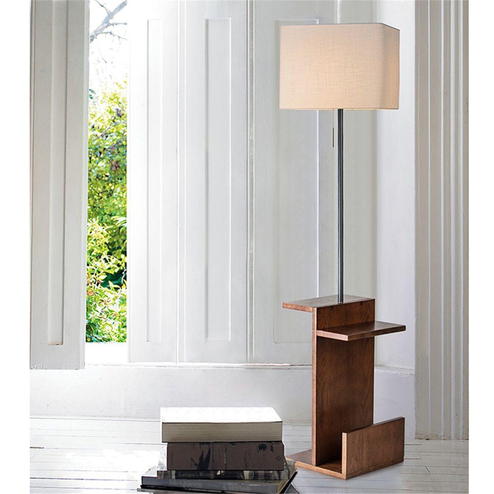 Modern Concise Vertical Floor Lamp in 2020 Cheap floor
