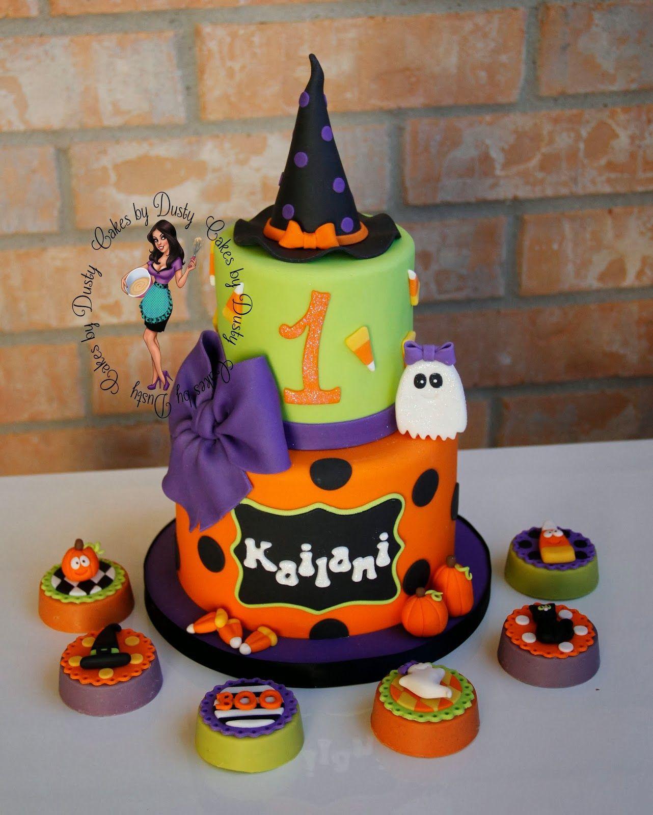 Halloween Birthday Cake Halloween Cakes Pinterest Cake