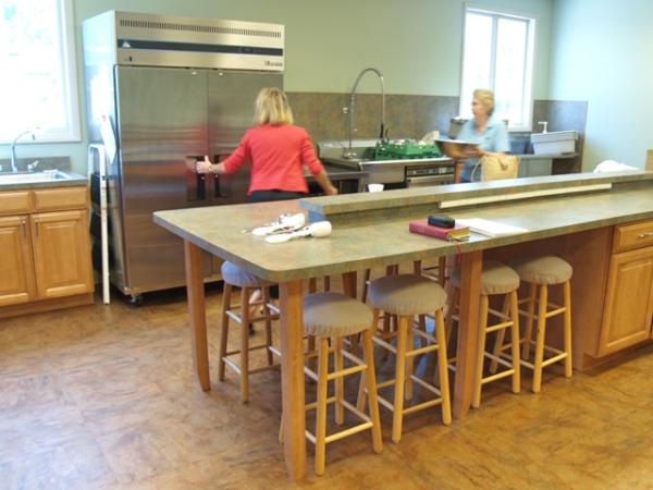 Church Kitchens