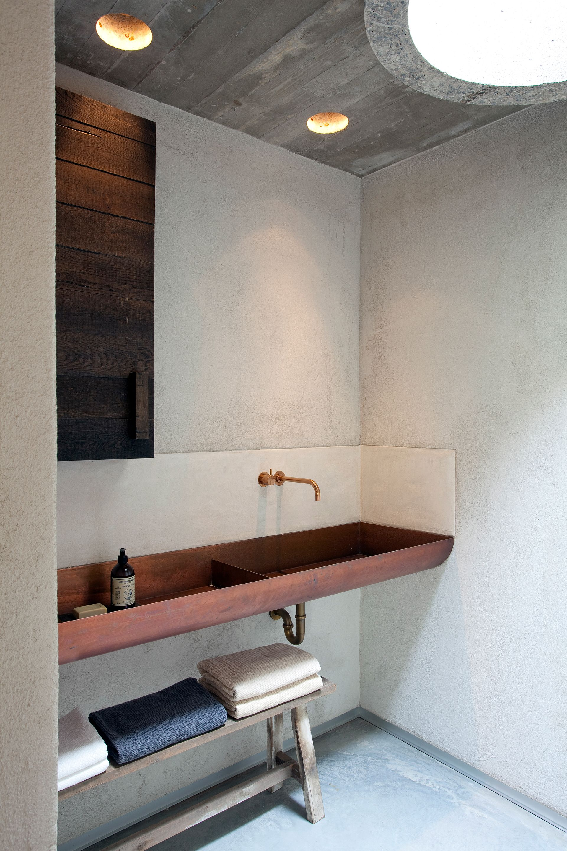 Bathroom Simplicity
