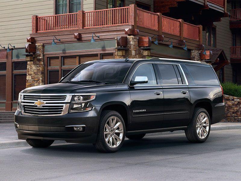 10 Best 8 Passenger Suvs Autobytel Com Chevrolet Suburban Chevrolet Best Suv