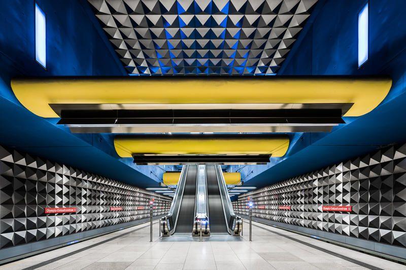 <p><em>Olympia Einkaufszentrum, Munich</em>, Chris Forsyth</p>