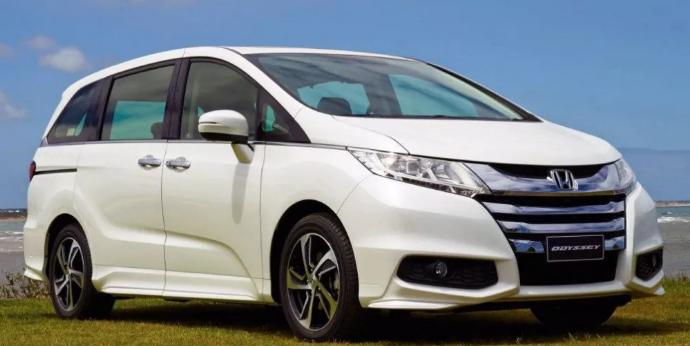 2020 Honda Odyssey Interior Colors And Price Honda Odyssey Best Family Cars Honda