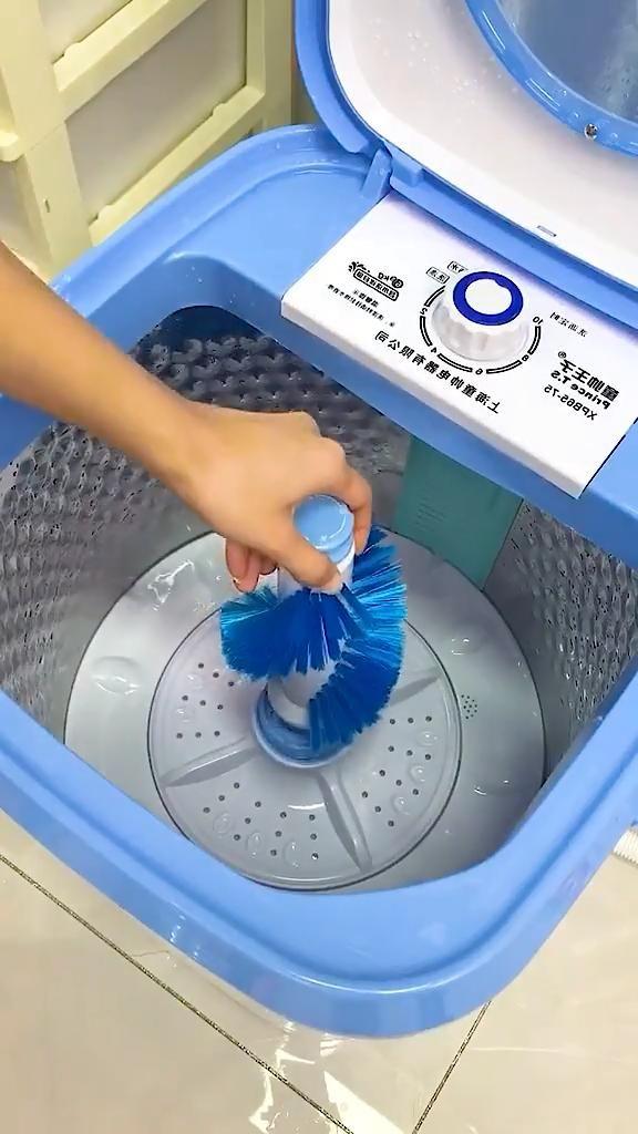 Portable Mini Washing Machine, Semi-Automatic, Thr