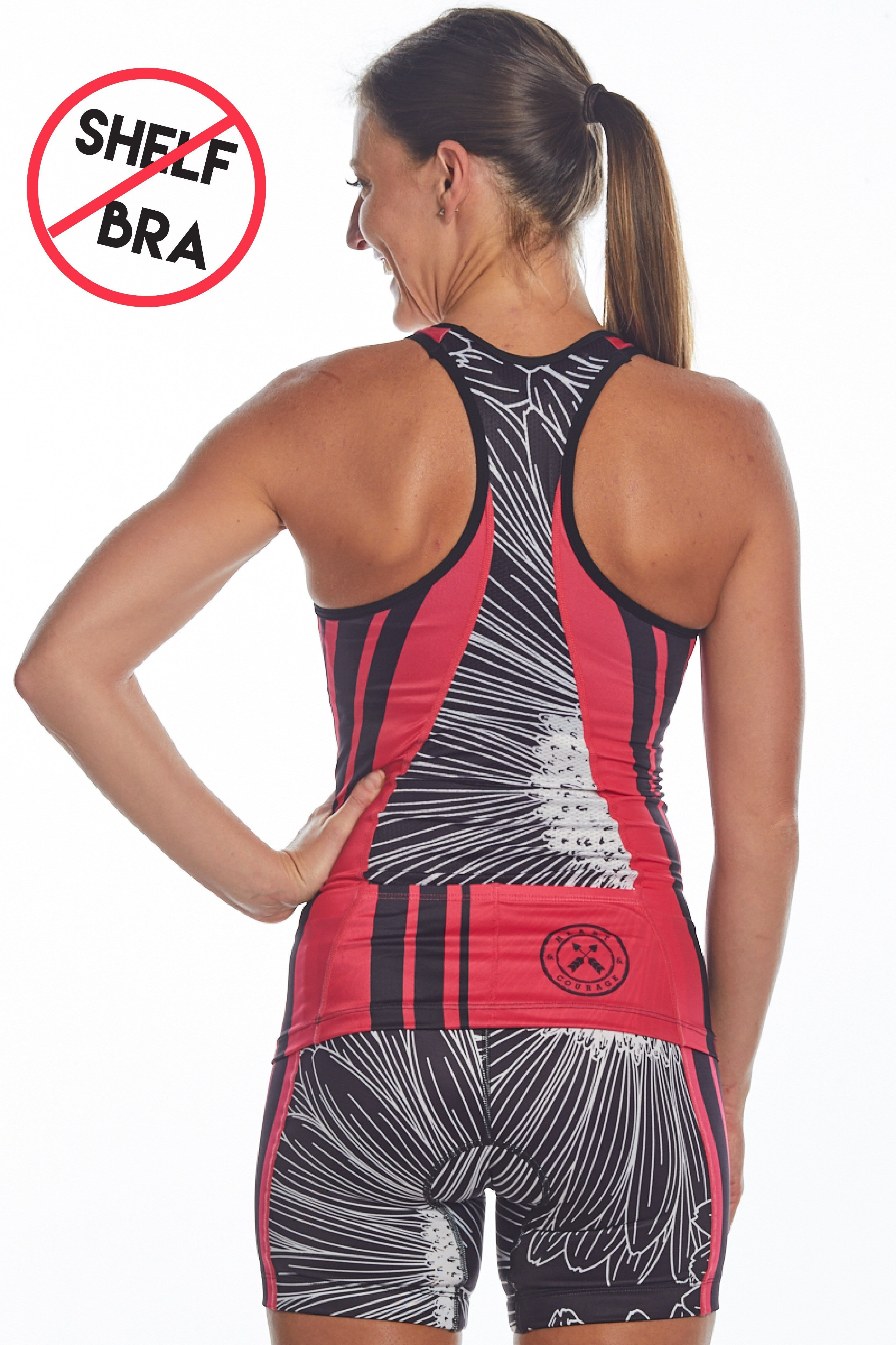 115cfa4bc10a8e Women s Triathlon Tops Our women s tri tops are designed to work with our  tri shorts as a complete system. Just like our tri shorts