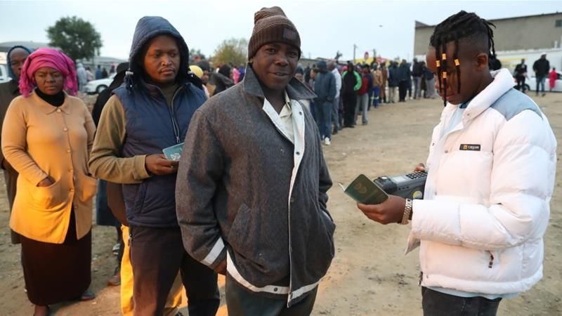 Polls open in South Africas presidential and parliamentary