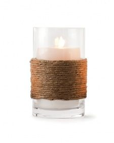 Twine And Dine Coastal Chic Pinterest Twine Crafts Candle