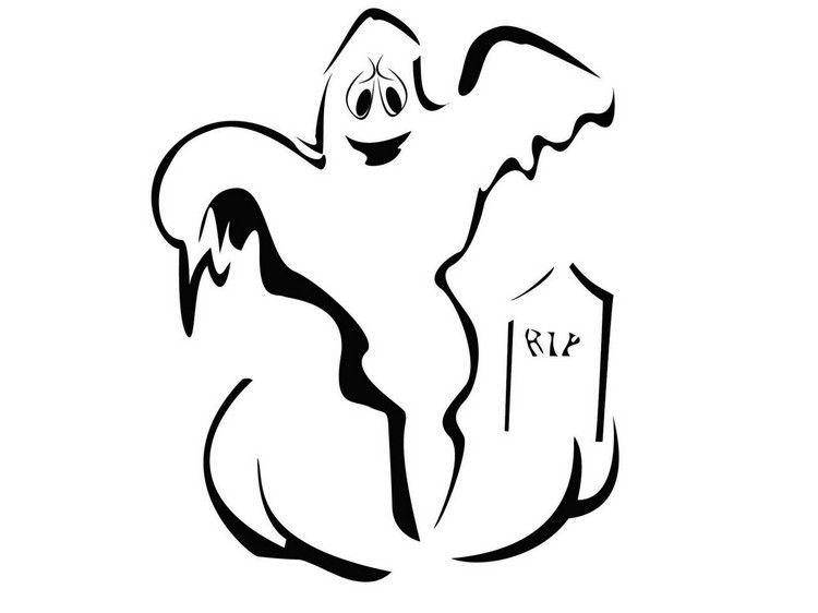 halloween-kurbis-schnitzvorlagen-gespenst-rip-grabstein | Halloween ...