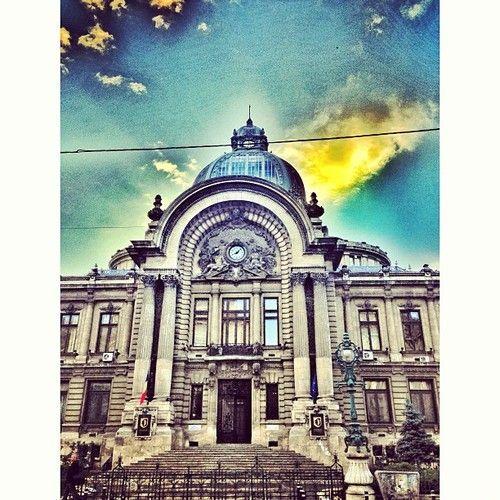 National Bank, Bucuresti