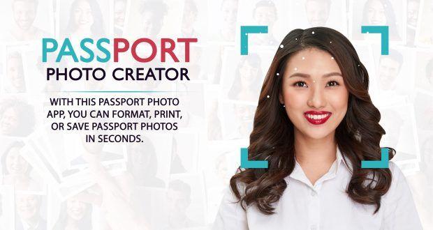 Download Passport Photo ID Maker Studio ID Photo Editor