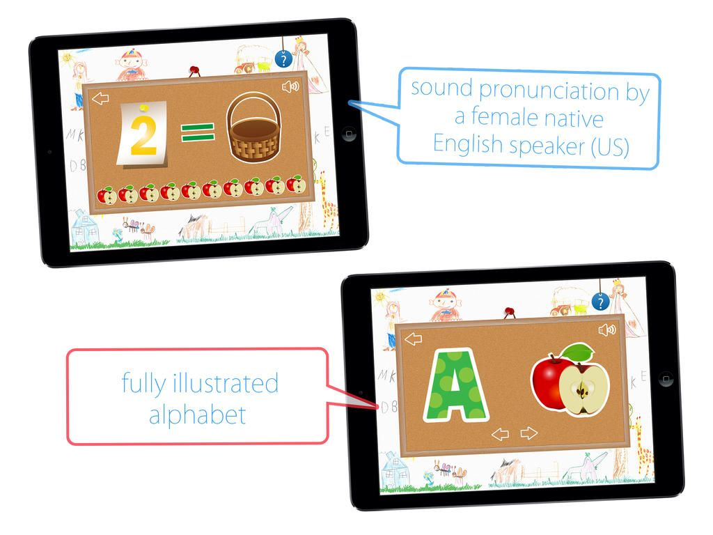 Teach Me Apps English for Kids Enseñar