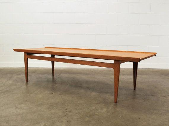 Danish Modern coffee table   Danish modern coffee table ...