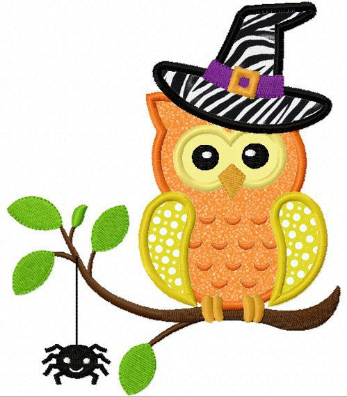 Halloween Owl Free Clipart - Halloween Owl Clipart - Free Transparent PNG  Clipart Images Download