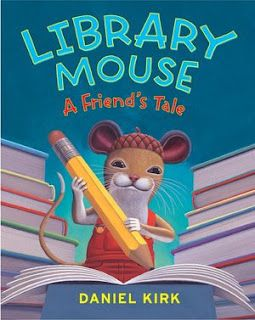 A Library Mouse #2