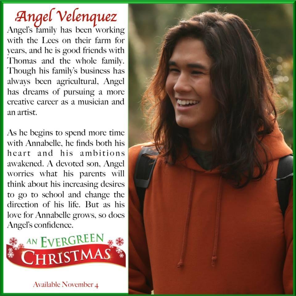 An Evergreen Christmas.Meet Angel Booboo Stewart Evrgrnchristmas Booboostewart
