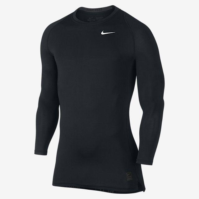 228439736 Nike Pro Cool Compression Long-Sleeve Men's Shirt. Nike.com ...